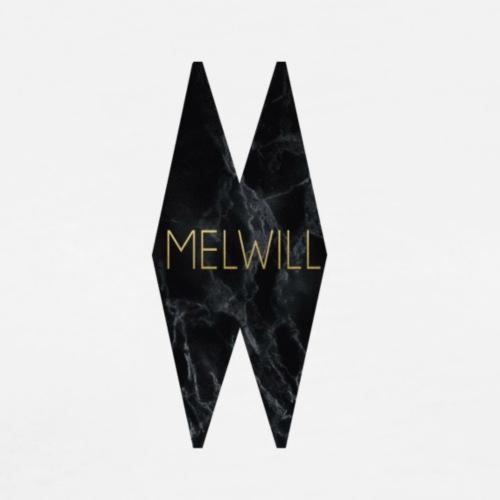 MELWILL black - Men's Premium T-Shirt