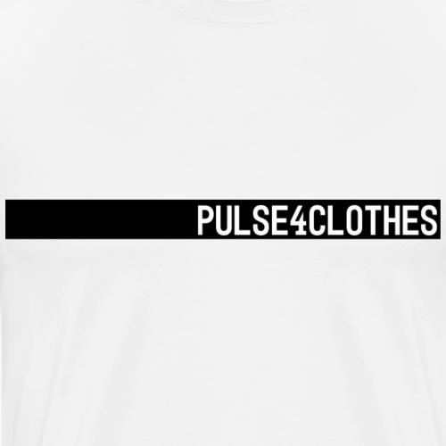 PULSE4CLOTHES - Männer Premium T-Shirt