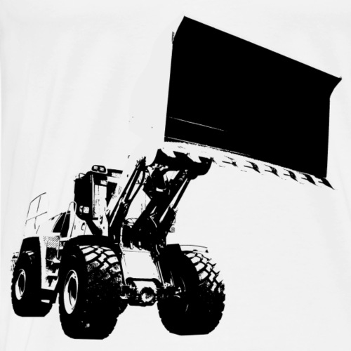 Radlader - Männer Premium T-Shirt