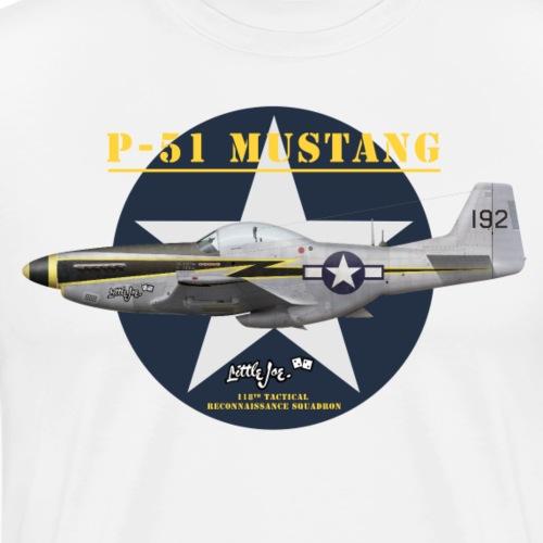 P-51 Little Joe - Men's Premium T-Shirt