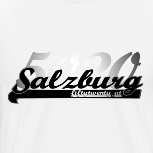 5020 Salzburg - Männer Premium T-Shirt
