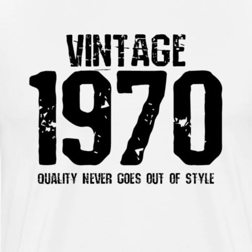 1970 - Mannen Premium T-shirt