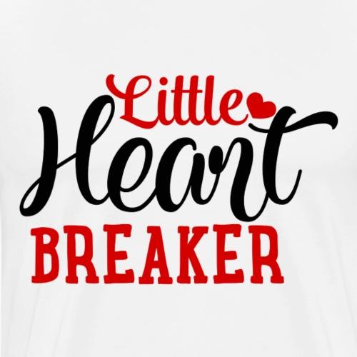 Little Heart Breaker - Mannen Premium T-shirt