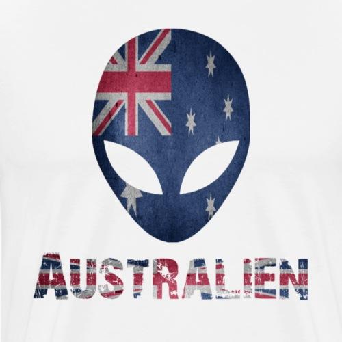 Australia - Mannen Premium T-shirt