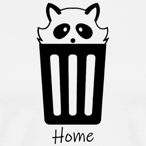 Home by Lynks - Männer Premium T-Shirt
