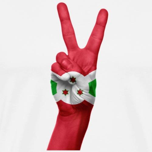 Burundi - Männer Premium T-Shirt