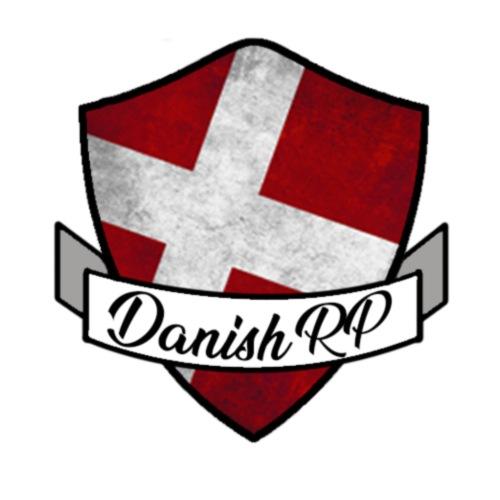 DanishRP Old Logo - Herre premium T-shirt