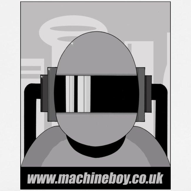 Machine Boy - Action Figures