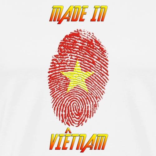 Fingerprint MADE IN viet - Camiseta premium hombre