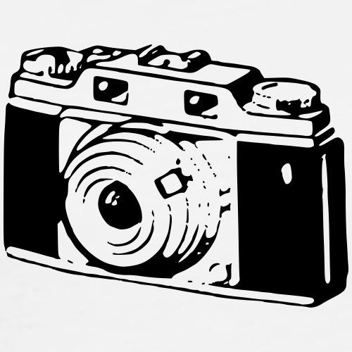 camera01 - Männer Premium T-Shirt