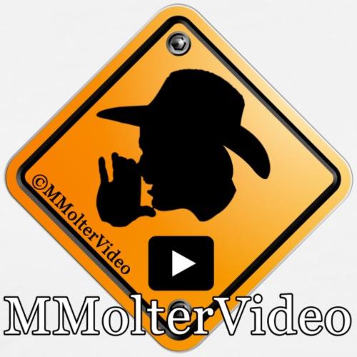 Logo MMolterVideo - Männer Premium T-Shirt