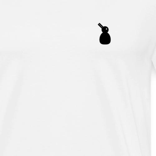 Rabbit or duck? - Men's Premium T-Shirt