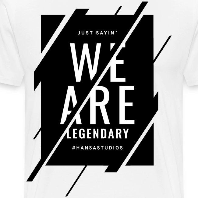 Hansa Studios T-Shirt | W.A.L. (White)