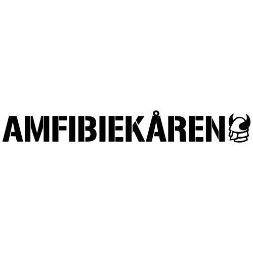 Amfibiekåren + Torleif - Premium-T-shirt herr