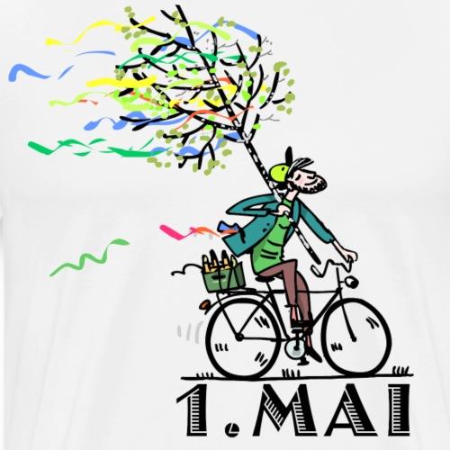 1. Mai - Männer Premium T-Shirt