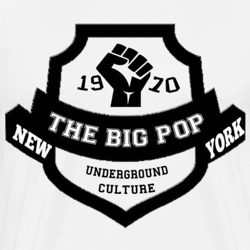 ESCUDO UNDERGROUND TBP CULTURE - Camiseta premium hombre