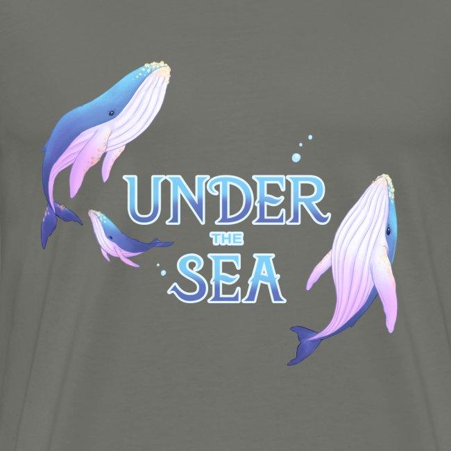 Under the Sea - Les Baleines