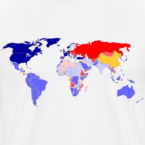 La Guerra Fria - Camiseta premium hombre