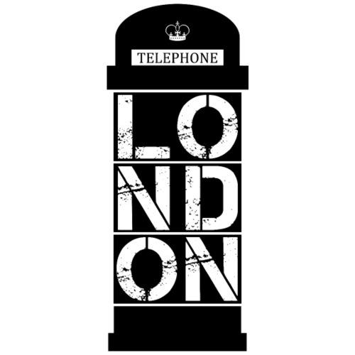 LONDON // Telefonzelle - Männer Premium T-Shirt