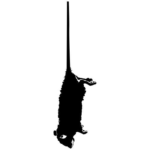 rat mort pendu - T-shirt Premium Homme