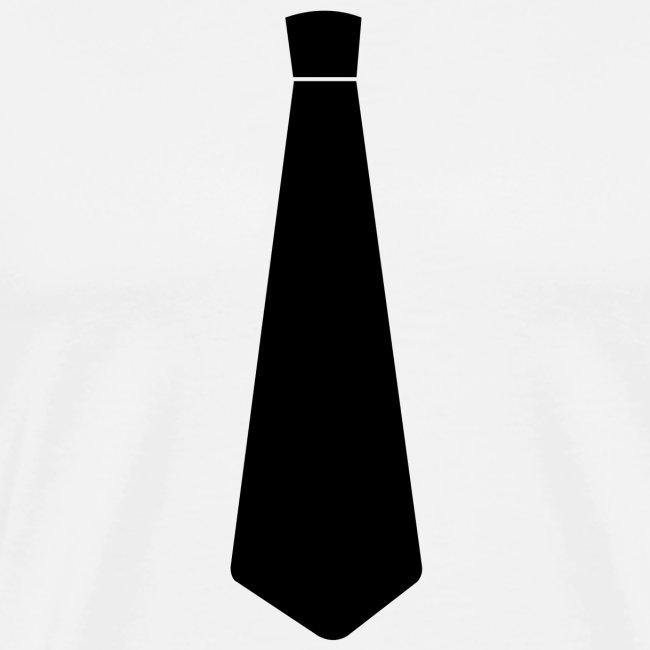 vergeet nooit meer je stropdas
