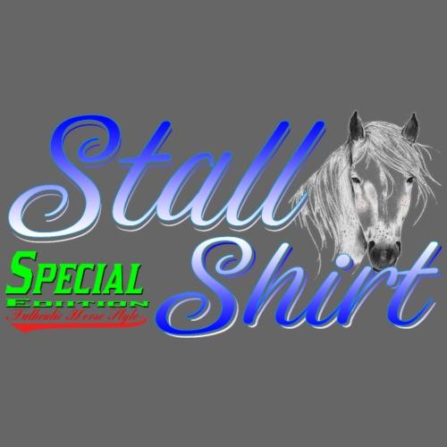 Special Edition Stall Shirt Reiten Geschenkidee - Männer Premium T-Shirt