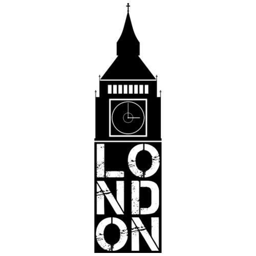 LONDON // Big Ben - Männer Premium T-Shirt