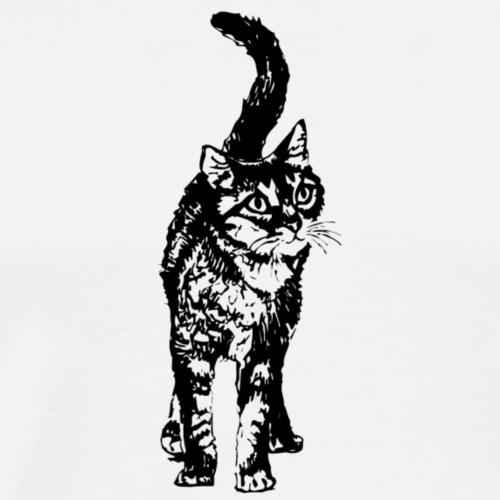 cat_1 - Männer Premium T-Shirt