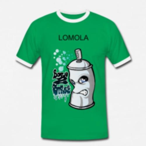 lomola_disseny-png - Camiseta premium hombre