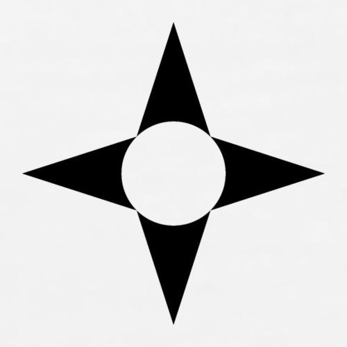 STEO (noir) - T-shirt Premium Homme