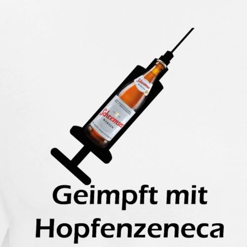 Hopfenzeneca Impfung - Männer Premium T-Shirt