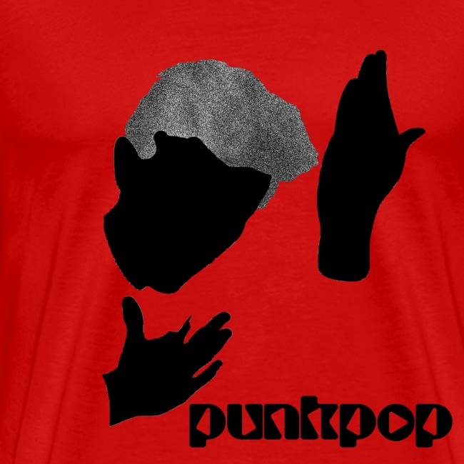 Heroes Punkpop Black