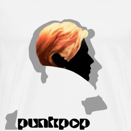Low Punkpop Black - Maglietta Premium da uomo