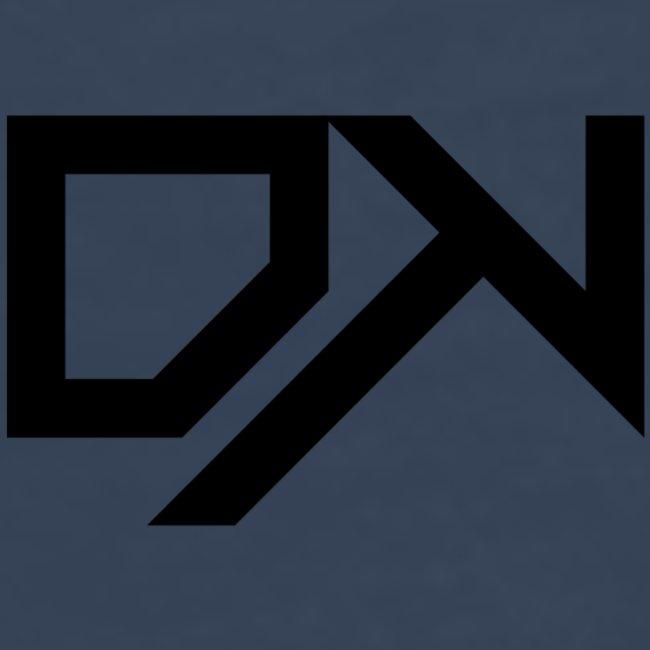 DewKee Logo Samung Galaxy S4 Case Black