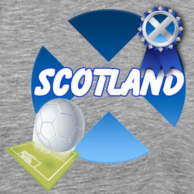 Scotland Football Supporter design