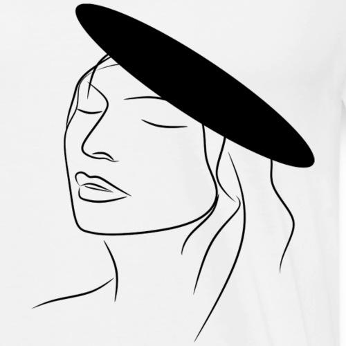 Femme - T-shirt Premium Homme