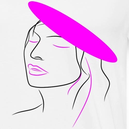 Femme pink - T-shirt Premium Homme