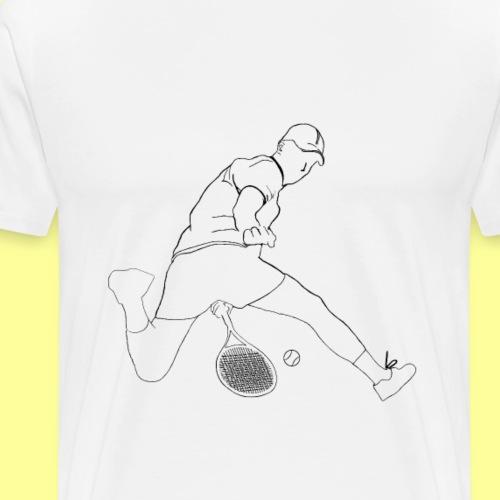 HOTDOG - Koszulka męska Premium
