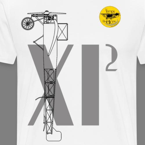 TDH19-PROFIL-BLERIOT 11 - T-shirt Premium Homme
