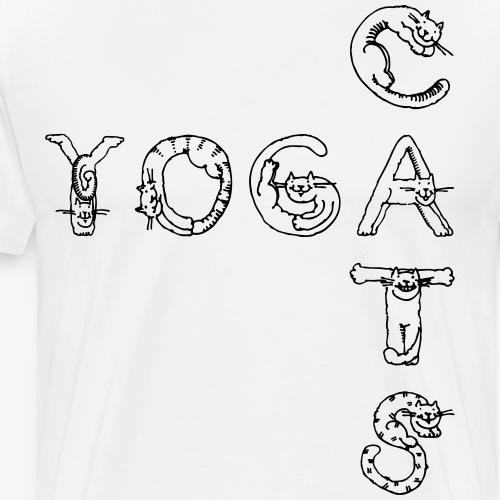 Yoga Cats - Yoga Katzen