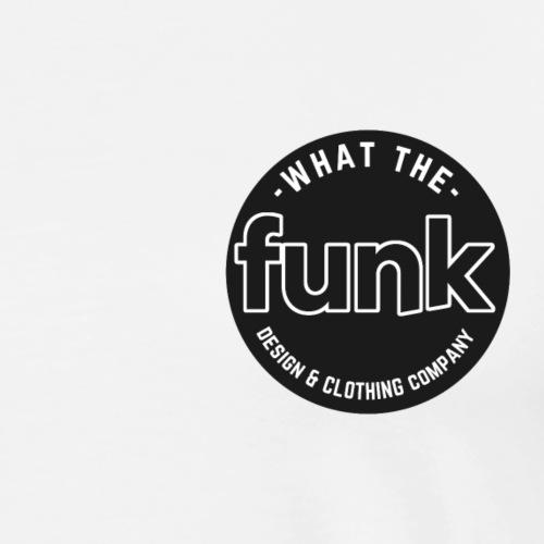 WTFunk - Logo-Patch Summer/Fall 2018 - Männer Premium T-Shirt