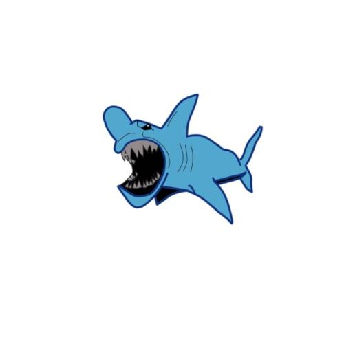 Sharked - Mannen Premium T-shirt