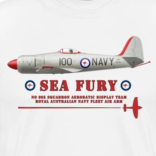 Sea Fury RAN - Men's Premium T-Shirt