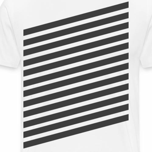 GREYLINES - T-shirt Premium Homme