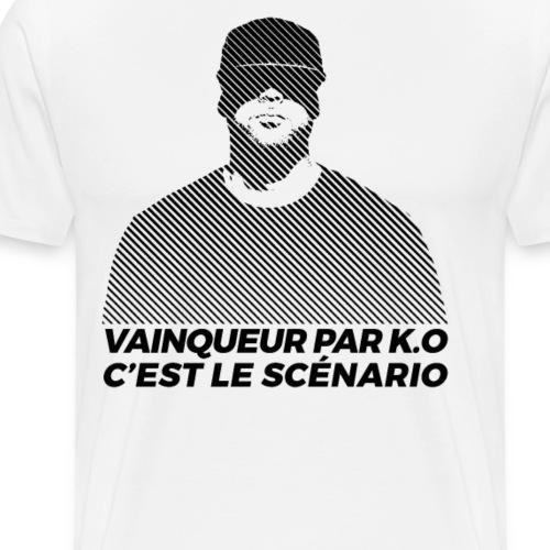 BOOBA - C'EST LE SCENARIO - T-shirt Premium Homme