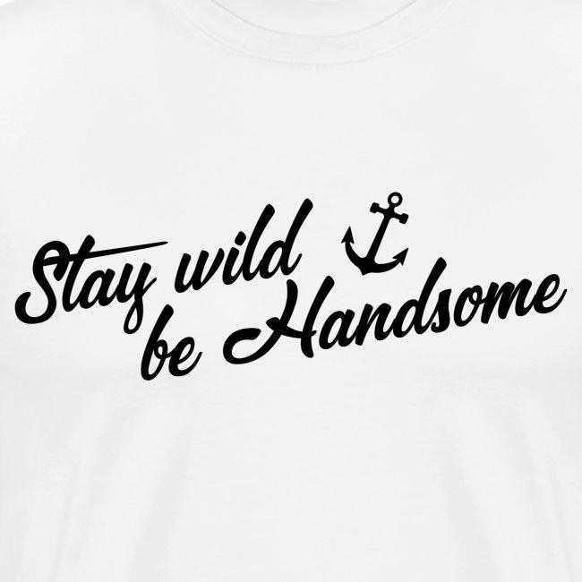 tshirt stay wild