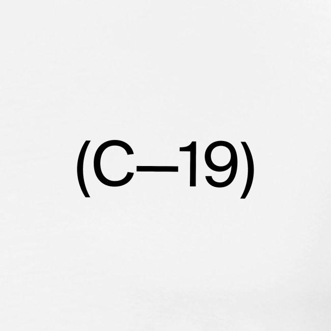 (C–19) Classic Tee white