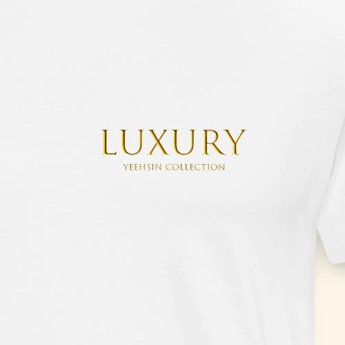 LUXURY COLLECTION - T-shirt Premium Homme