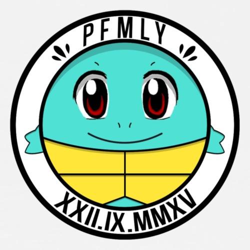 PFMLY NEU (KLEIN) - Männer Premium T-Shirt