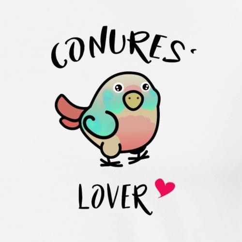 Conures' Lover: Toc - T-shirt Premium Homme